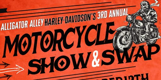 AAHD Motorycle Show & Swap