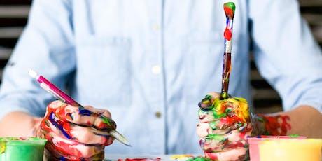 Media Mixer - Team Building & Networking Art Social tickets