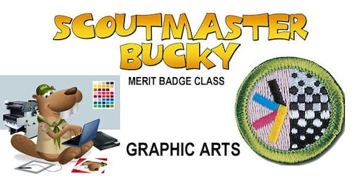 Graphic Arts Merit Badge - 2019-12-21 - Saturday AM - Scouts BSA