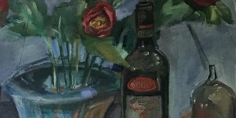 Oil Painting Beginner/Intermediate 4 wk October Series w/ Geraldine Butler tickets