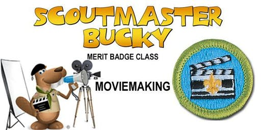 Moviemaking Merit Badge - 2019-12-21 - Saturday AM - Scouts BSA