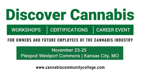 Cannabis Community College Workshop Series - Day 1 Cultivation tickets