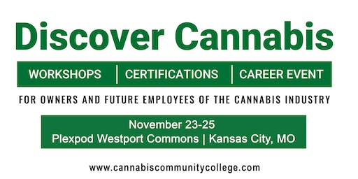 Cannabis Community College Workshop Series