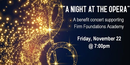 A Night at the Opera Benefit Concert