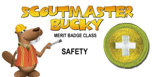 Safety Merit Badge - 2019-12-21 - Saturday AM - Scouts BSA