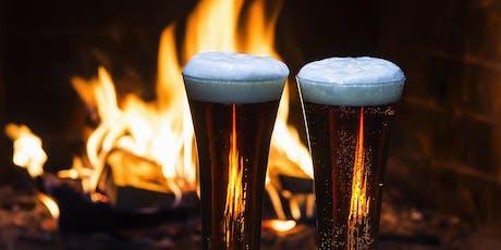 Bonfire beers tickets