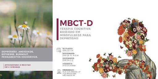 MBCT-D (Terapia Cognitiva Baseada em Mindfulness para Depressão)