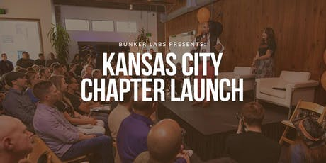 Bunker Labs Kansas City Chapter Launch tickets