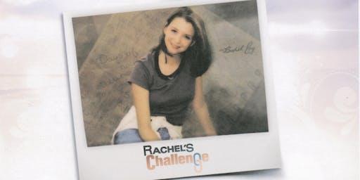 """Rachel's Challenge"" FREE Community Event"