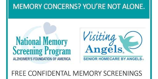 Free Memory Screening