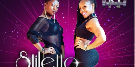 Stiletto Experience (Stomp Out Cancer Edition) tickets