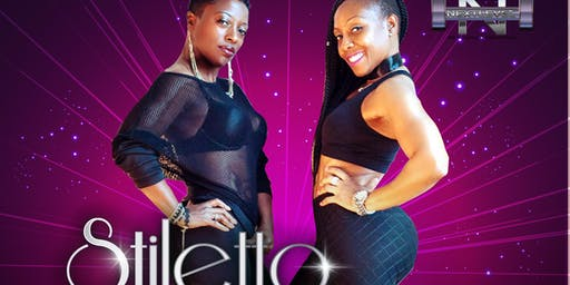 Stiletto Experience (Stomp Out Cancer Edition)