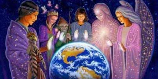 Spiritual Masters/Guides Class