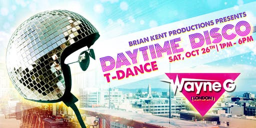 Daytime Disco on the Virgin Rooftop w/DJ Wayne G