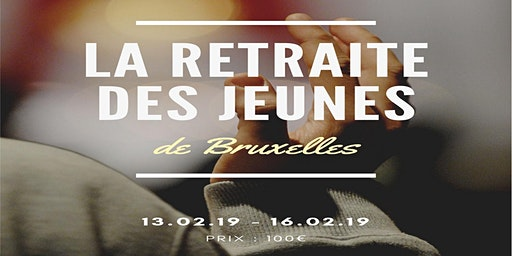 Retraite des Jeunes adultes NJ Bruxelles 2020