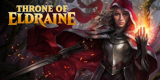 Magic : avant-première LE Trône d'Eldraine