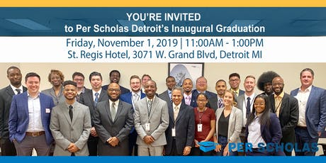 Per Scholas Detroit Graduation Powered by TEKsystems tickets