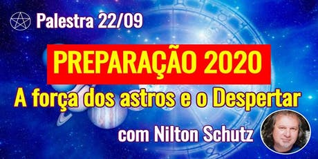 Palestra Nilton Schutz Preparação 2020  ingressos
