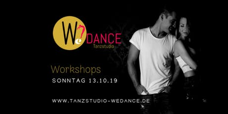 Tanz - Workshops WeDance Tickets