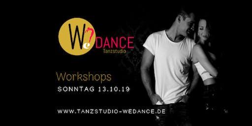 Tanz - Workshops WeDance