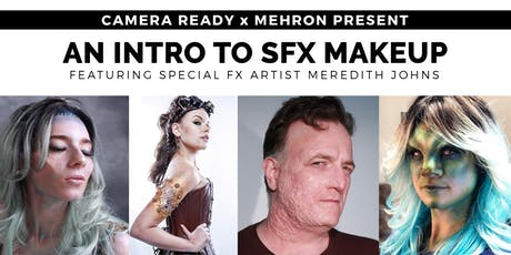 An Intro to Special FX Makeup tickets