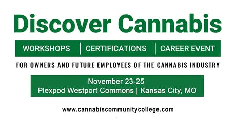 Cannabis Community College Workshop Series - Day 2 Manufacturing/Production tickets