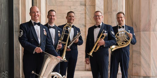 USAF Offutt Brass in Gothenburg, Nebraska