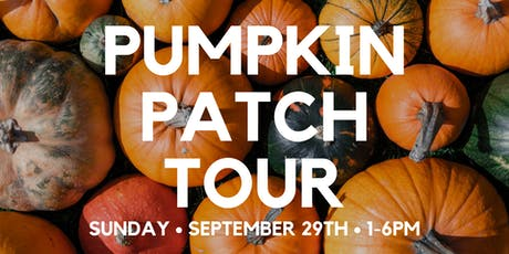 Team Johnson's Pumpkin Patch Tour tickets