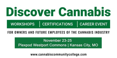 Cannabis Community College Workshop Series - Day 3 Dispensary tickets