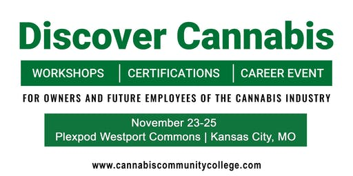 Cannabis Community College Workshop Series - Day 3 Dispensary