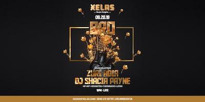 XELAS presents ORO w/ Zuri Adia + DJ Shacia Payne