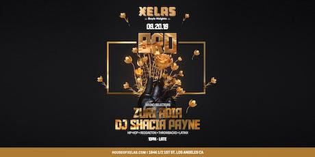 XELAS presents ORO w/ Zuri Adia + DJ Shacia Payne tickets