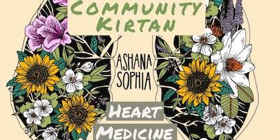 Community Kirtan ~ Heart Medicine