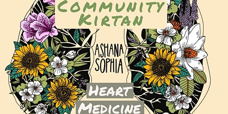 Community Kirtan ~ Heart Medicine tickets