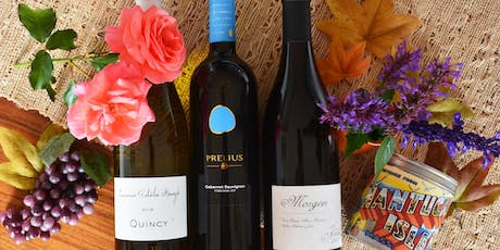 LITTLE OCTOBERFEST - SMALL PRODUCERS, BIG WINES TASTING tickets