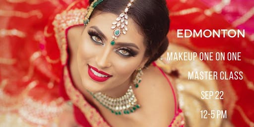 """Be your own MAKEUP ARTIST "" MASTER CLASS"