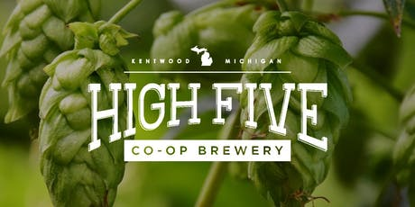 High Five Co-op Brewery Annual Members Meeting - September 22, 2019 tickets