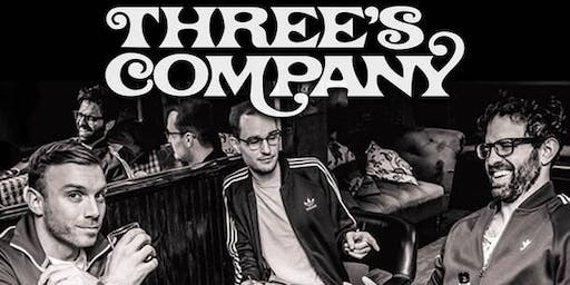 Special Event: 3's Company at the Laugh Factory
