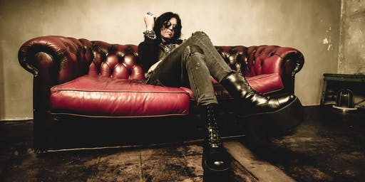Cinderella's Tom Keifer