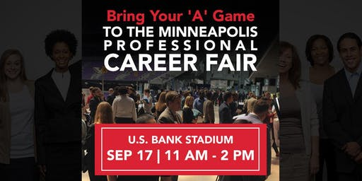 Minneapolis Professional Career Fair