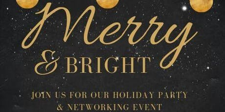 Black & Gold Holiday Party tickets