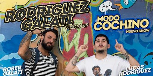 Rodriguez Galati #ModoCochino en Chacabuco