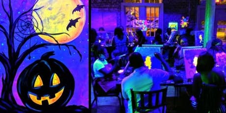 2nd Annual Black Light Halloween Costume Party! tickets