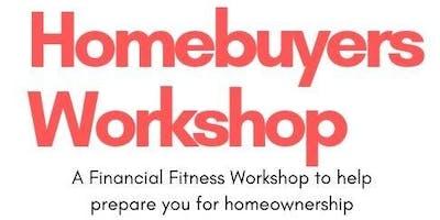 Homebuyers Financial Fitness Workshop