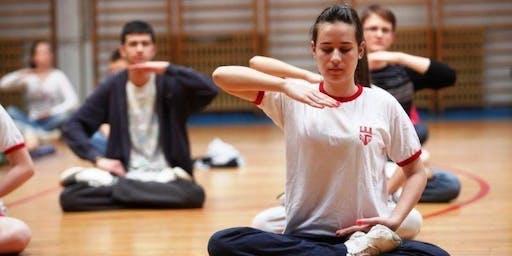 Falun Gong weekly Exercises|Meditation Class at Boston University