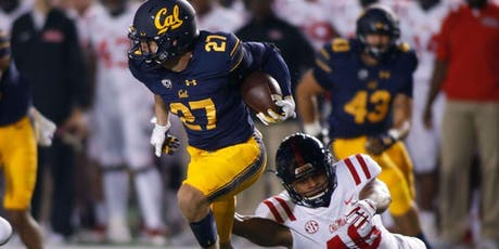 Watch Party: Cal at Ole Miss tickets