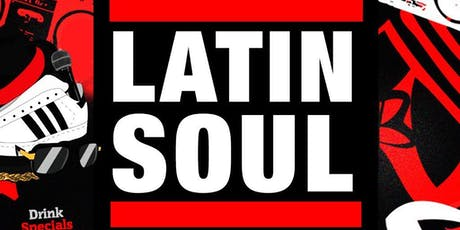 Latin Soul Fridays After Work at The Ribbon tickets