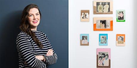 Vintage Collage Workshop with Laura Buchanan tickets