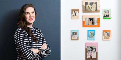 Vintage Collage Workshop with Laura Buchanan