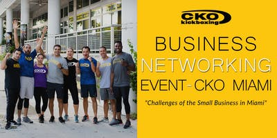Business Networking: Challenges of the Small Business in Miami
